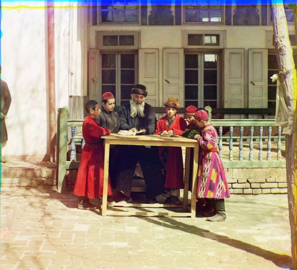 What Russian Empire Looked Like Before 1917 In Colour